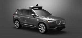 Volvo in Uber bosta sodelovala pri razvoju avtonomnega avtomobila