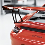 Porsche 911 GT3 RS: Bolj R(enn) kot S(sport)! (foto: Porsche)