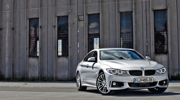 BMW 425d Gran Coupé M Sport