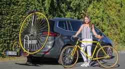 Opel praznuje 130. rojstni dan koles Opel