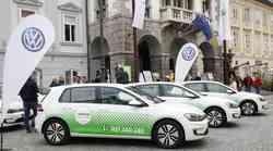 LPP  Eurban - prevoz na klic z e-Golfi
