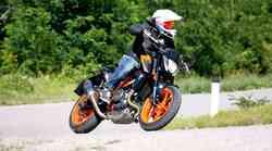 KTM Duke 690R