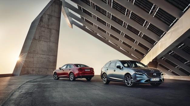 Mazda6: Tehnična prenova (foto: Mazda)