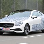 Razkrivamo: Mercedes-Benz razreda E Coupé (foto: Automedia)