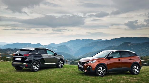 Peugeot 3008: Popolna preobrazba (foto: PSA)