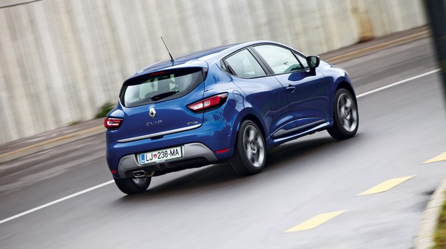 Renault Clio Energy TCe 120 Intens