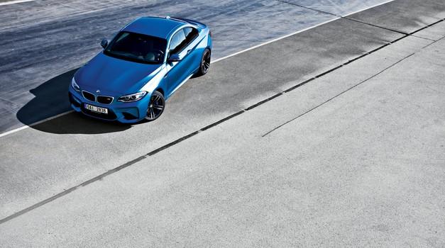 BMW M2 Coupé (foto: Saša Kapetanovič)