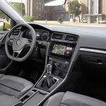 Volkswagen Golf tehnološko in oblikovno posodobljen (foto: Volkswagen)