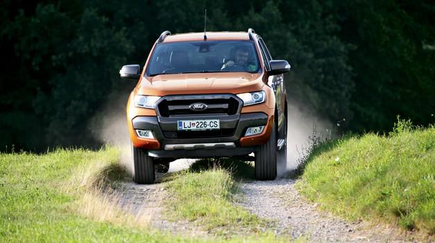 Ford Ranger Wildtrak 3.2 TDCi