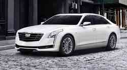 Prihaja priključno hibridni Cadillac CT6