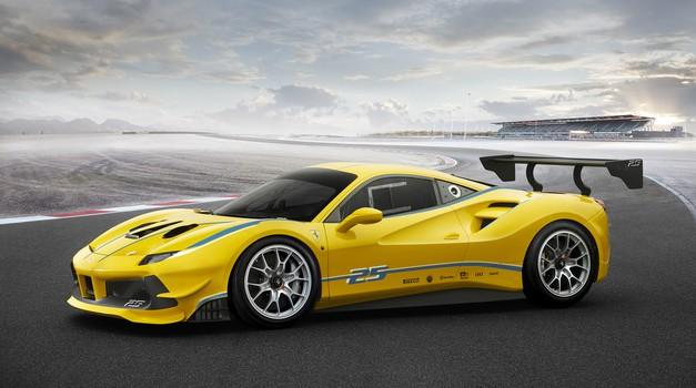 Ferrarijeva nova specialka