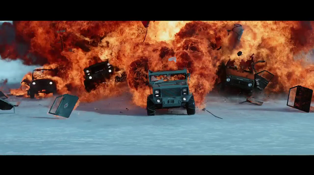 Jeklena družina ostaja (foto: Fast&Furious @ YouTube)