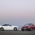 Mercedes-Benz razred E v stilsko privlačni podobi kupeja (foto: Daimler)