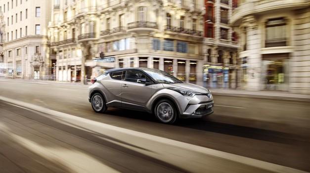Toyota C-HR: Novo obdobje