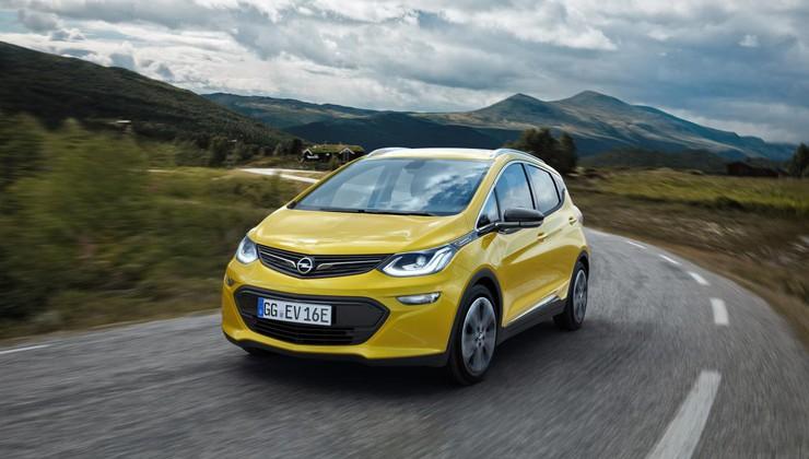 Opel Ampera-e: Električni vsakdan