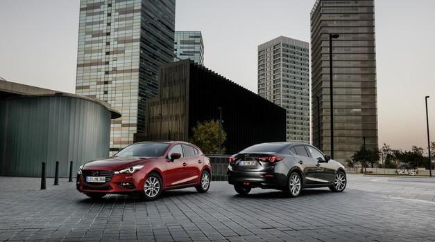 Prenovljena Mazda3: z malenkostmi do novih kupcev