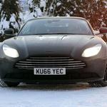 Razkrivamo: Aston Martin DB11 Volante (foto: Automedia)