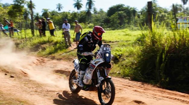 Dakar 2017: zmagal Pedrero Garcia na Shercu, Marčič 88.