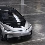 Tesla, pazi se: prvi serijski Faraday Future s kar 1050 konji (foto: Faraday Future)