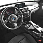 Test: BMW 330e iPerformance M Sport - je lahko priključni hibrid športen? (foto: Ciril Komotar)