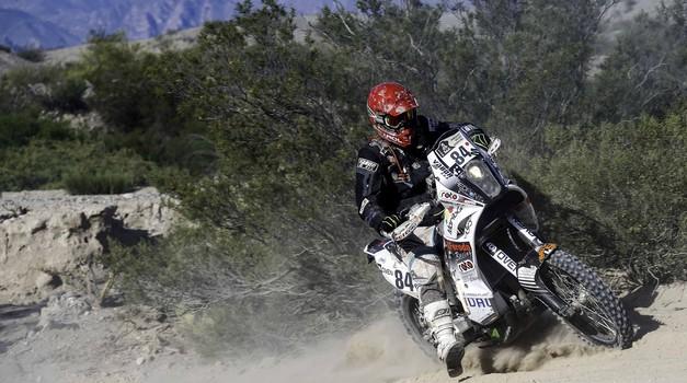 Dakar 2017: Po tretji etapi Marčič v svoji kategoriji 20., Barreda v vodstvu, težave za Prica in Al-Attiyaha