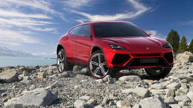 Razkrivamo: Urus bo prvi – a tudi edini priključno hibridni Lamborghini (foto: Lamborghini)