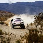 Dakar 2017: od 4. etape brez treh favoritov. Odstopili Price, Al-Attiyah in Sainz! (foto: Peugeot Media)