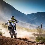 Dakar 2017: od 4. etape brez treh favoritov. Odstopili Price, Al-Attiyah in Sainz! (foto: Husqvarna Images)