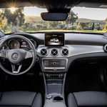 Mercedes-Benz GLA je osvežen (foto: Daimler)