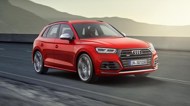 Audi SQ5 je kompresor zamenjal s turbino