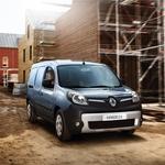 Renault je razširil električni gospodarski program (foto: Renault)