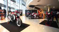 Avtocenter Šubelj postal pooblaščeni prodajalec za MV Agusta