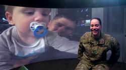 Hyundai je ameriške vojake virtualno popeljal na Super Bowl in jim pripravil posebno presenečenje