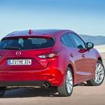 Novo v Sloveniji: osvežena Mazda3. Pri nas bi jih radi prodali 320. (foto: Mazda)