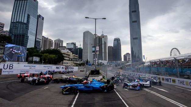 Kakšna bo prihodnja taktika v električni Formuli E? Nove lokacije v zanimivih mestih! (foto: FIA Formula E)