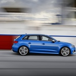 Novi Audi RS3 Sportback galopira s 400 'konji' (foto: Audi)