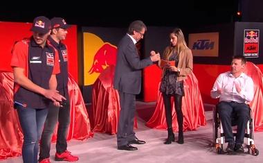 V ŽIVO: KTM predstavlja ekipo za prvenstvo MotoGP