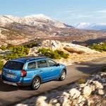 Dacia Logan MCV kot terenski Stepway; Romuni za Ženevo pripravili posebno serijo (foto: Dacia)
