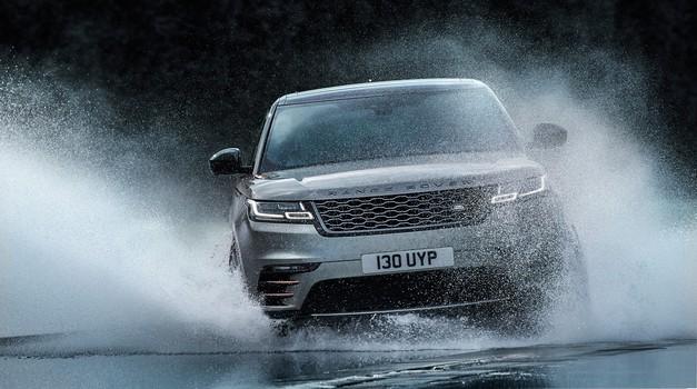 Družina Range Rover je dobila četrtega člana. Imenuje se Velar. (foto: Jaguar Land Rover)