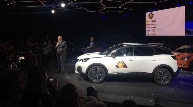 Evropski avto leta 2017 je Peugeot 3008 (foto: Sebastjan Plevnjak)