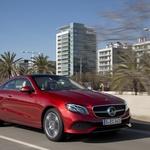 Ko govori oblika: vozili smo Mercedes-Benz razred E kupe (foto: MB)