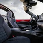 Všečno uporabna: vozili smo Mazdo MX-5 RF (foto: Mazda)