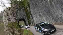 Danes se v Trstu začne ECOnova Rally Adriatic. Pot bo vodila tudi skozi Ljubljano.