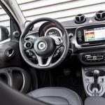 Smart Fortwo in Forfour Electric Drive sta zelo uporabna električna avtomobila (foto: Daimler)