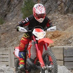 Novo poglavje: iz motokrosa v enduro in crosscountry
