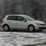 Rabljeni avtomobili: Volkswagen Golf VI (2008-2013), po možnosti srebrn, z dizelskim motorjem in petimi vrati (foto: Saša Kapetanović)