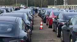 Novi električni rekord: na Nizozemskem je hkrati vozilo 746 električni vozil