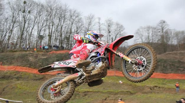 Začetek državnega prvenstva v motokrosu že to nedeljo v Brežicah s Timom Gajserjem