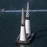 Red Bull Air Race v San Diegu: Jutri najbolj 'topgunovska' dirka v sezoni, Podlunšek izjemno hiter