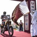 Nasser Al Attiyah: Predčasno zapustil bolnišnico in oblekel kombinezon. V Katarju se začenja reli Sealine!